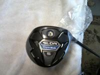 Taylor made (NEW) mens right hand/ SLDR fairway 3 wood