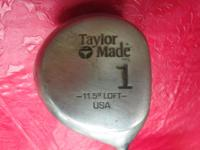 Vintage Original Taylor Made-Ping Golf Clubs  Location: