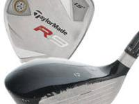 I have Used & New Golf clubs from Taylormade, Callaway,
