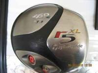 TAYLORMADE DRIVER r5 XL & Headcover Brand: taylormade