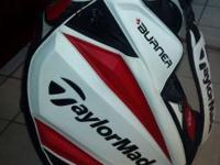 R 9 taylor made staff bag is in excellent condition I
