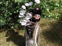 I have a clean used set of Taylormade Rac os irons