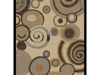 The Festival Beige 5 ft. 3 in. x 7 ft. 3 in.
