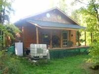PRICE REDUCED! Michigan Cabin On Remote 120-Acre