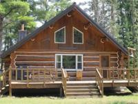 The Nordic Lodge! - The 120-Acres of property being