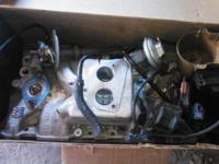 Lots of new and used, aftermarket and stock parts for a