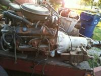 apparently engine was rebuilt best b-4 my uncle bought