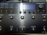 I have a TC helicon voicelive 2 for sale. I purchased