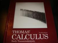 This textbook is used for calculus I, II, and III at