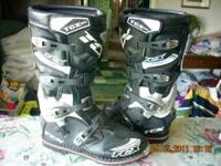 TCX Pro 2 Boots Guarantee users maximum protection and
