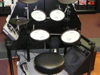 Simply two months old - Roland V-Drum Collection, mint