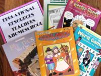 Offered are terrific resources and books for teachers
