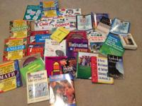 Great bunch of resource books for educators!! $15 for