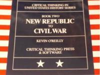Critical Thinking in United States History utilizes