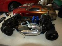 Team Associated NTC3 with brand new OS12 TG. New team