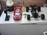 I have a nitro powered rc car it is extremley fast and