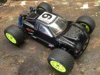 I have actually a made use of team associated rc18t or