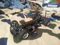 I'm selling a used Team associated TC 5 in relatively