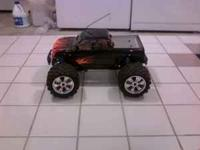 Team Losi LST 4x4 Remote Control Truck 427 Big Block