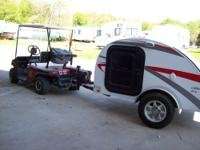 BRAND NEW 2012 XP JOEY . WHITE WITH SILVER AND RED