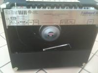 TECH 21 TRADEMARK 60 GUITAR AMP IN LIKE NEW CONDITION.