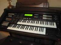 For sale: Technics sx-Gn7 organ. This organ was