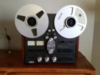 10 1/2'' reel to reel Tape/Recorder in very good