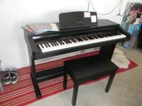Up for sale: 1996 Technics Digital Ensemble Piano My