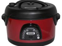 Brand New Technique 6.5 Qt Oval Voice Guided Pressure