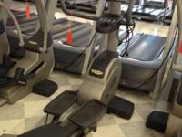 Previously owned Technogym Surge 700 w/LCD TV touch