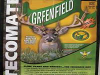 The fast-acting forage blend attracts deer within two