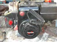Snowblower engine, runs Great, Starts First Pull. $200