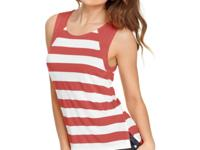 With stripes and colorblocking, this Tee By Big Star