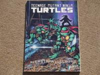 Teenage Mutant Ninja Turtles First Graphic Novel by