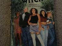 Selling some old Wicca books. Author: Silver Ravenwolf.
