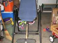 Teeter Hang-up F Series Inversion Table Perfect