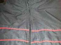 Size medium pants and size Large jacket these are a