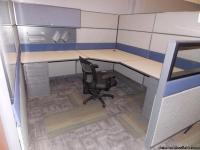 CUBICLES Bay2Bay offers a variety of used office