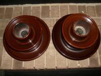 Telephone Insulators Ohio Brass Co. (marked own