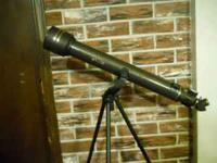 Great Telescope. Manual. Comes with: Multiple