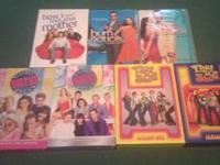 Hi, I have 7 Tv Series box sets for sale. They are in