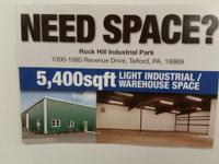 Telford, PA - 5400 sqft - Ideal for Car Collectors