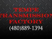 The Tempe Transmission Factory is a large scale