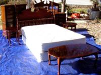 KING size Tempur Pedic Mattress. (All you need is a