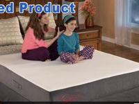 Tempur-pedic style mattress from Ashley Sleep - $599