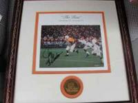 TENNESSEE TRADITIONS, THE RUN AUTOGRAPHED BY J GRAHAM,
