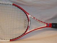 I'm selling the following tennis equipment, which is in