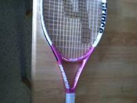 I have a prince AIRO Maria Lite OS Aerodynamic Tennis