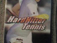 Hard Hitter Tennis PS2 game Retailed for $25 $3