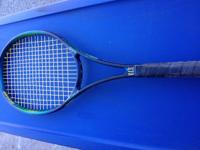 Dunlop Pro Tour LTD 580 Tennis Racket 4 3/8 OR THREE
